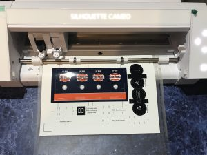 Cutting Ever Ready 800 Label